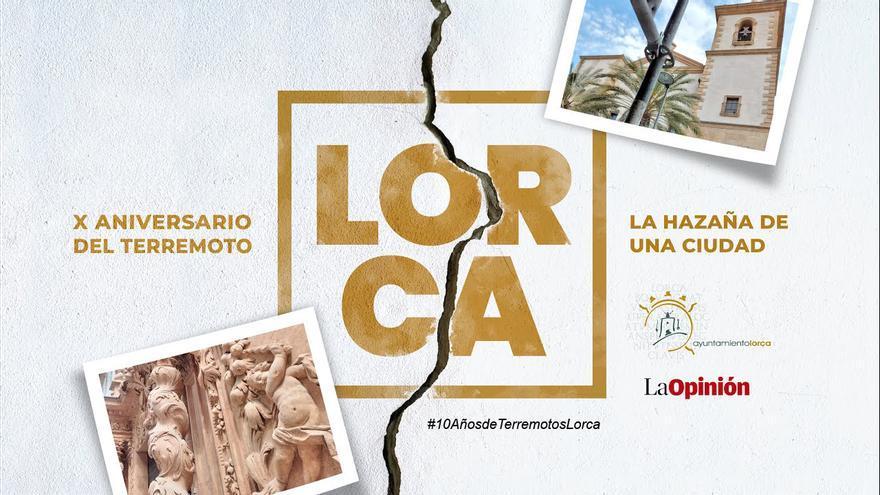 Mesa de Expertos - Aniversario de los Terremotos de Lorca