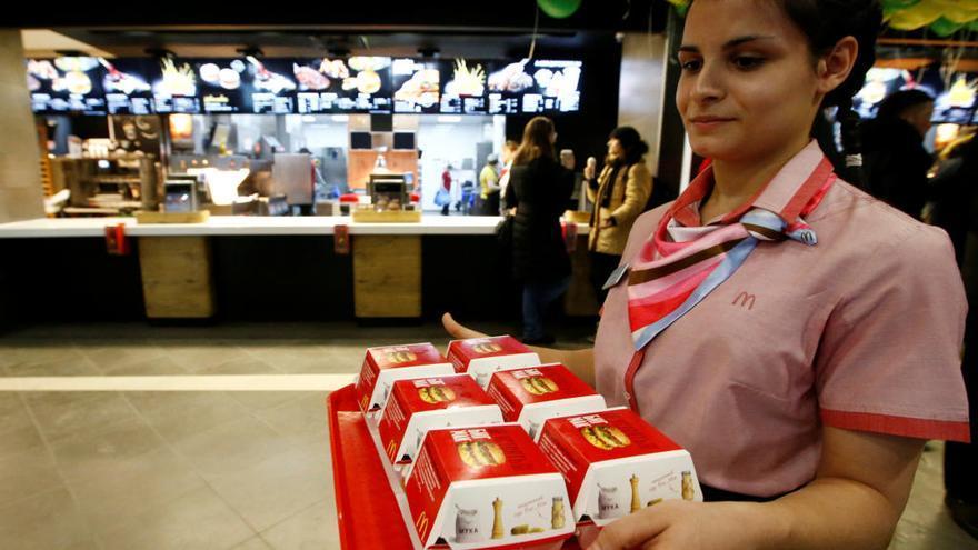 La EUIPO revoca los derechos en Europa sobre la marca Big Mac a McDonald's, que recurrirá