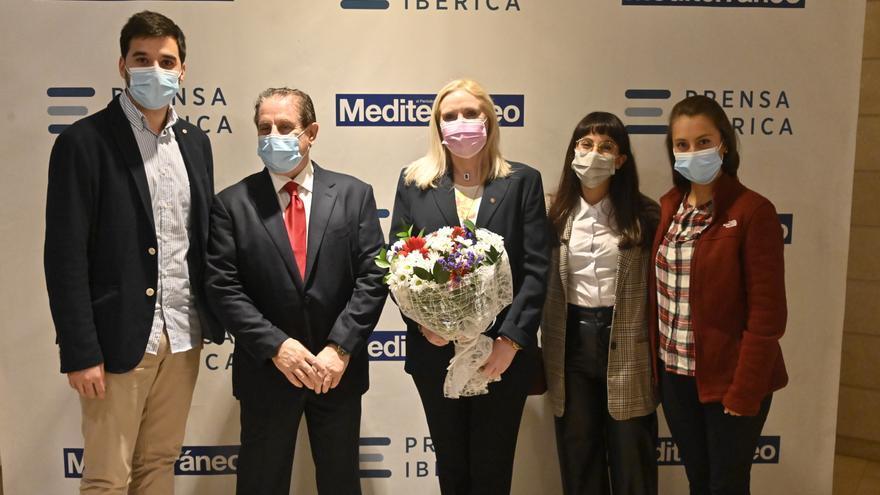 La gala del premio 'Mujeres del Mediterráneo', en imágenes