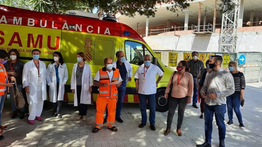 Declaración institucional de Compromís para mantener las emergencias en Alicante