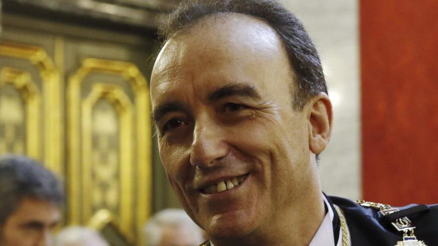 La Fiscalía se opone a recusar a Marchena tras los mensajes de Cosidó