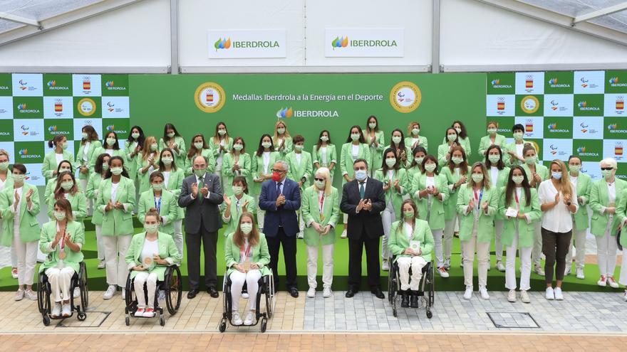 Iberdrola renueva su apoyo a las olímpicas y paralímpicas españolas hasta los Juegos de París 2024
