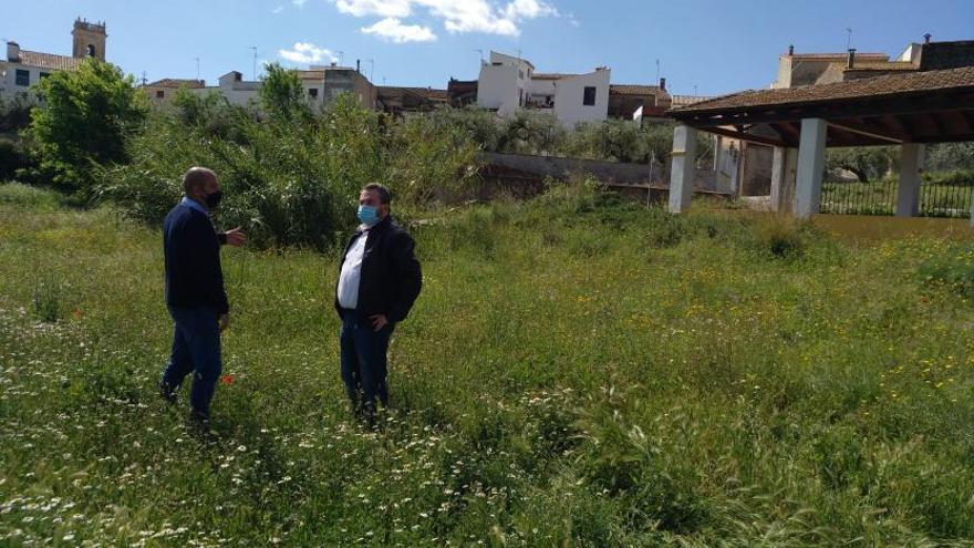 Aiacor pide que se aleje del núcleo urbano la planta de compostaje