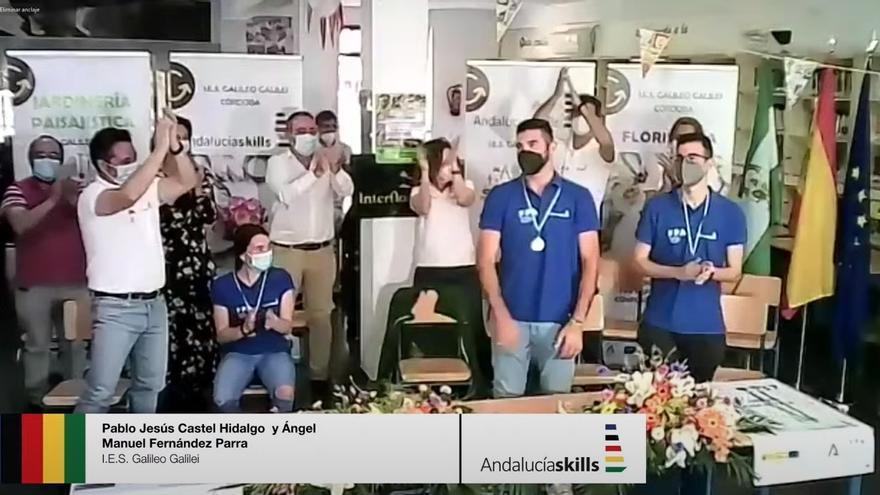 Catorce estudiantes de Córdoba obtienen medallas en el 6º Campeonato andaluz de FP