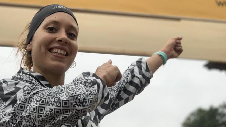 Sheila Avilés es proclama campiona de les Sèries Mundials de Skyrunning