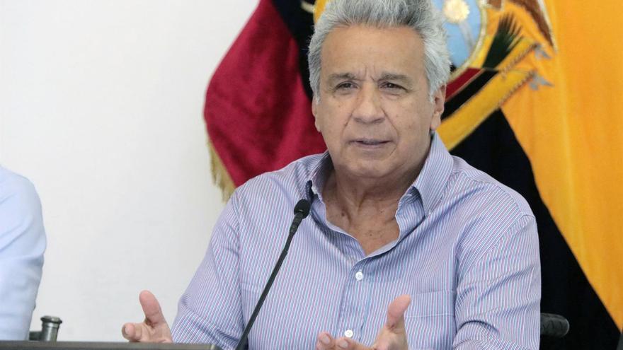 Manuel Mejía, nuevo ministro de Relaciones Exteriores de Ecuador
