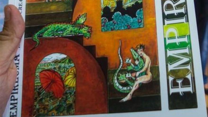 La Fundación Miguel Hernández digitaliza la revista «Empireuma»