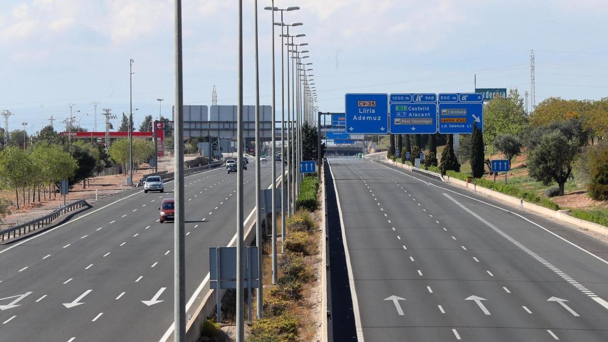 Los habitantes del Rincón de Ademuz podrán desplazarse a Teruel.