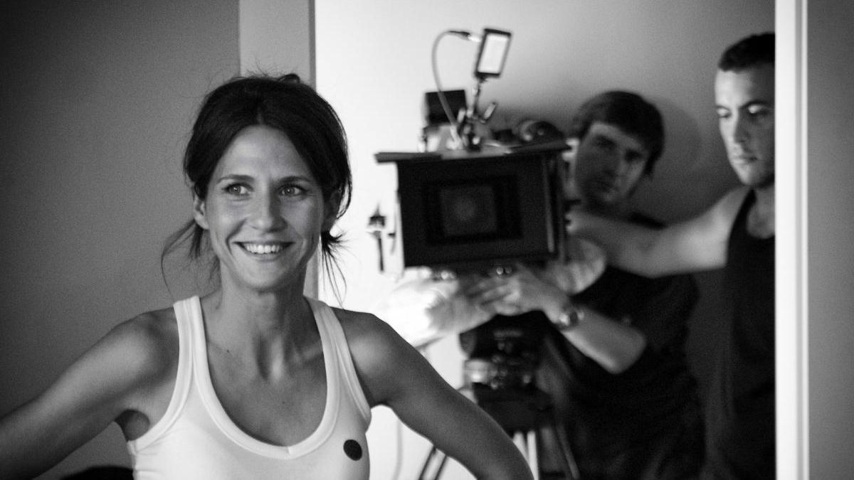Manuela Burló en una imagen de archivo.