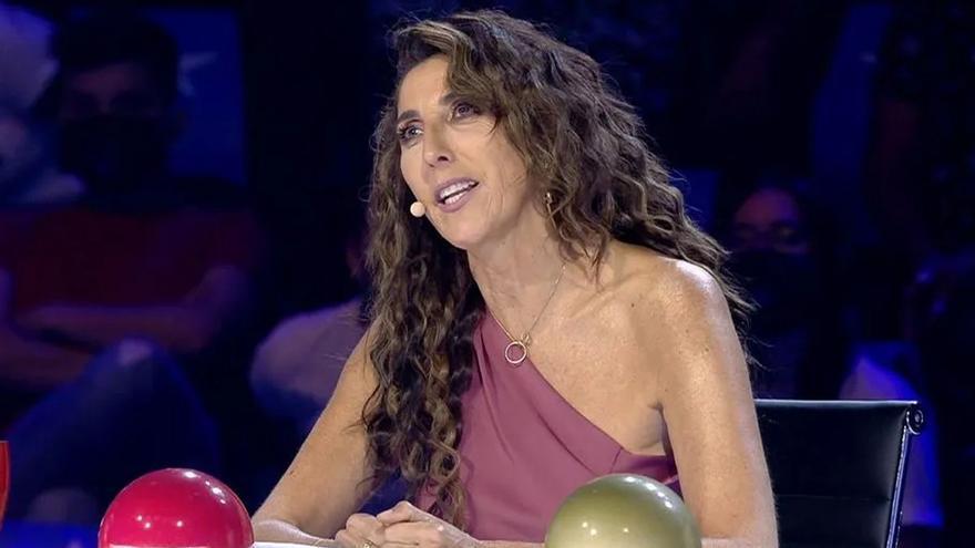 Mediaset confirma la sortida de Paz Padilla de 'Got talent'