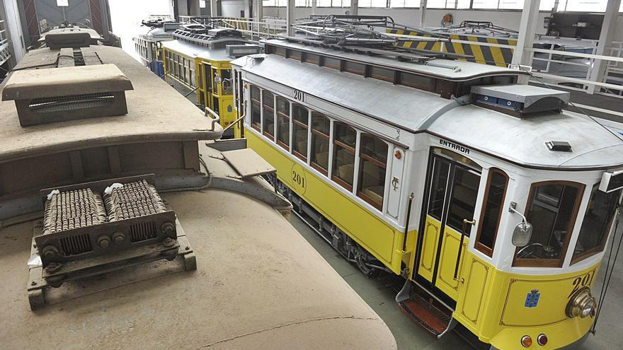 El Tren de Sóller abre negociación para adquirir la flota de tranvías de A Coruña