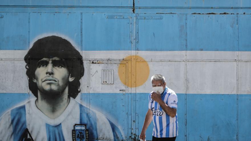 Maradona y cambalache