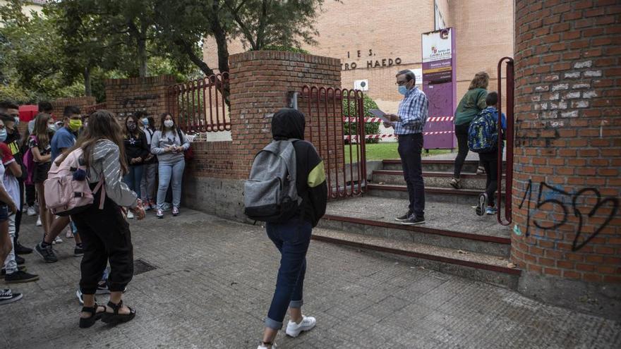 Guardia Civil y Policía Nacional refuerzan la seguridad y la vigilancia en institutos de Zamora