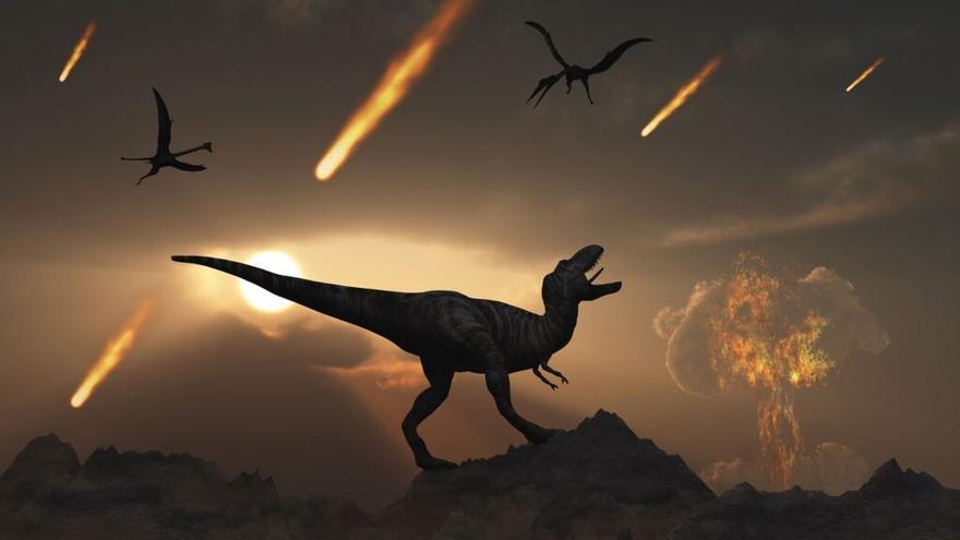 Ni asteroides ni volcanes: las extinciones masivas tienen que ver con el CO2