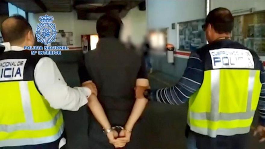 Detenido en Málaga un exdirector de Pemex