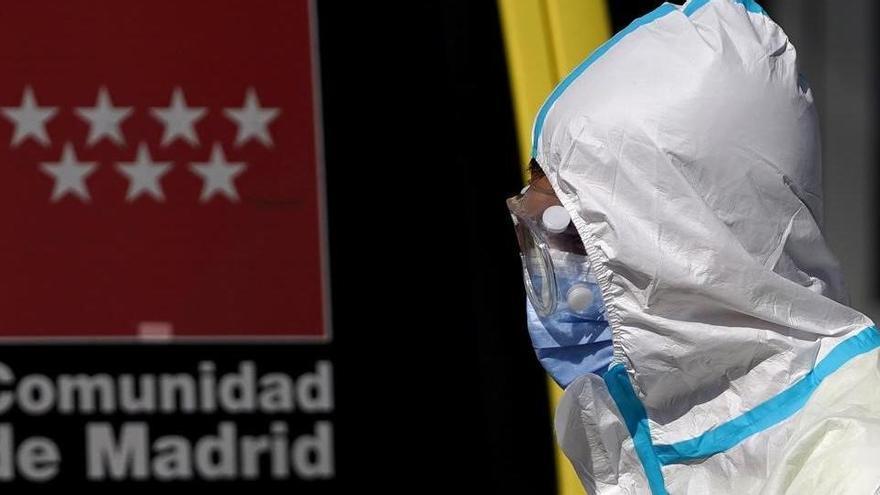 España llega a un millón de contagios de covid-19