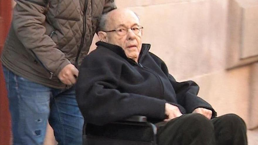 Millet, en libertad tras pagar una fianza de 400.000 euros