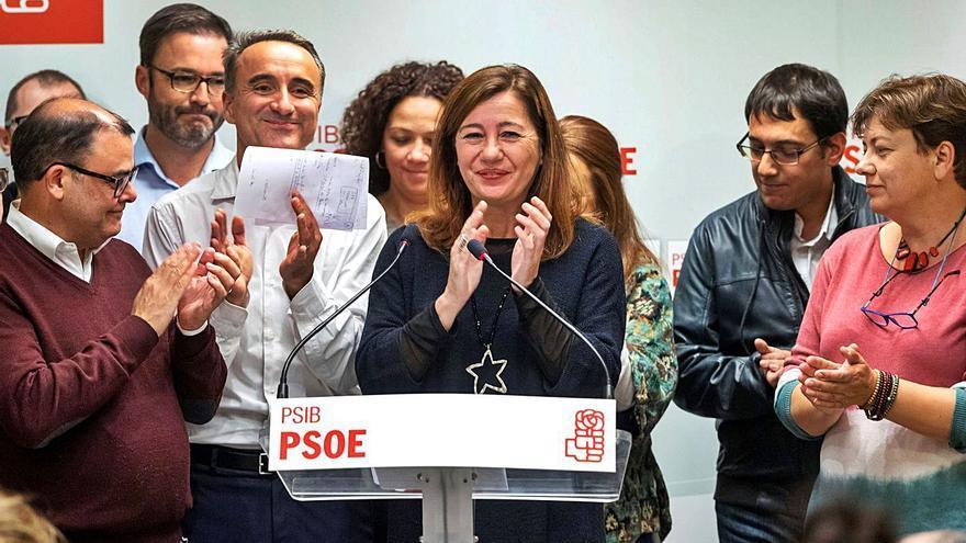 El CIS consolida un tercer diputado del PSOE balear en unas generales