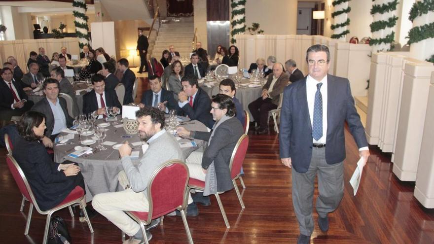 Víctor Nogueira defiende la empresa familiar como la que más empleo y PIB genera