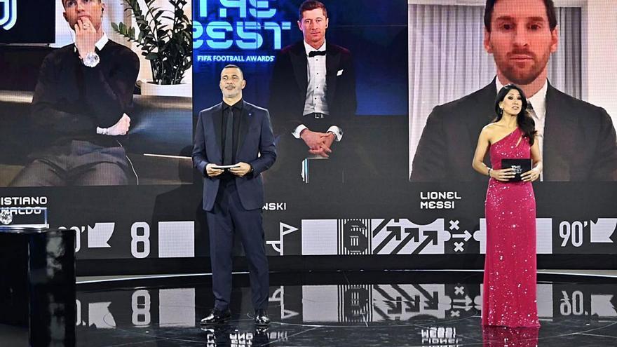Lewandowski és «The Best»