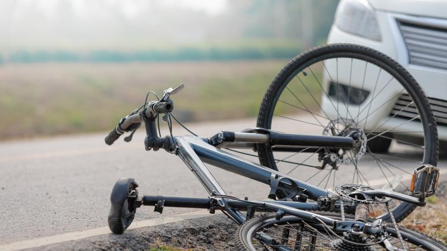 A prisión un conductor por atropellar de manera intencionada a un ciclista en Granada