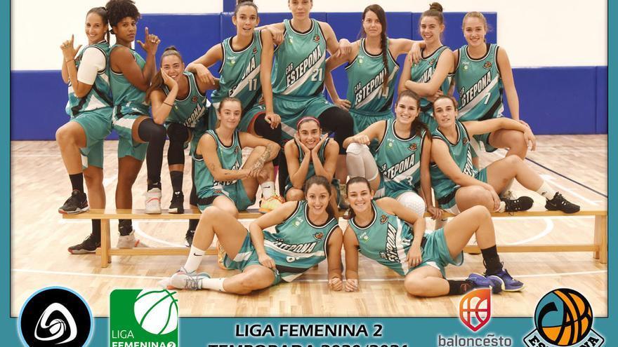 El CAB Estepona jugará la Liga Femenina Challenge