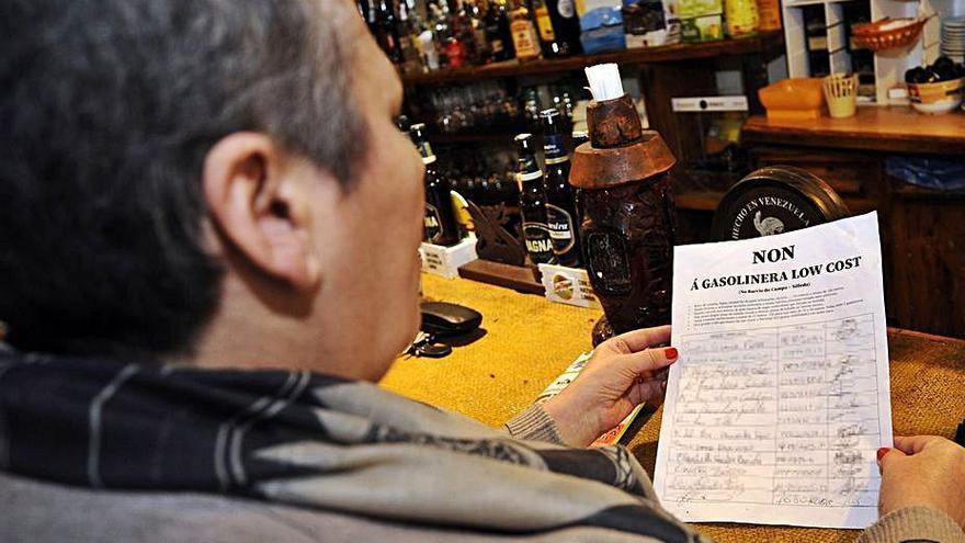 Vecinos replican a Plenoil que Silleda ya tiene cuatro gasolineras