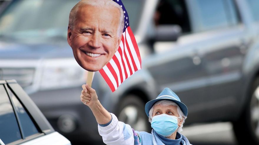 Joe Biden, president electe dels Estats Units