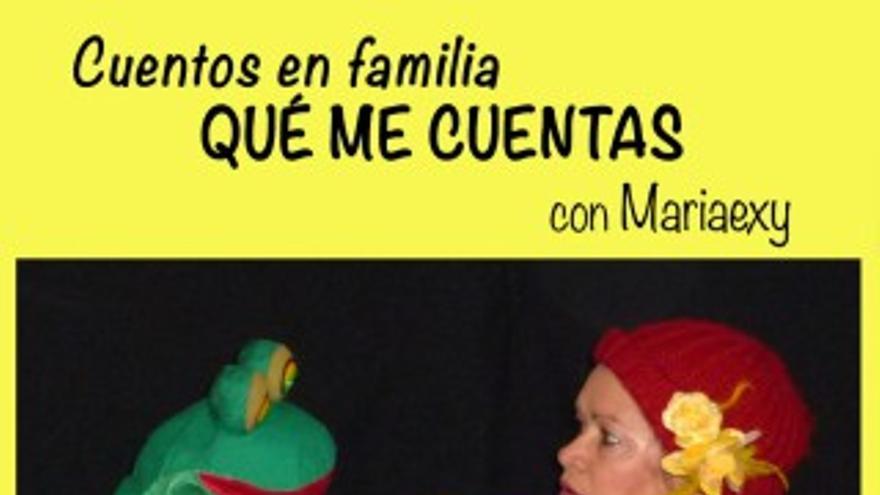 Cuentos en familia: Qué me cuentas