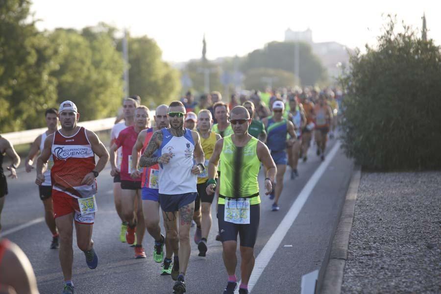La media maratón Córdoba Almodóvar en imágenes