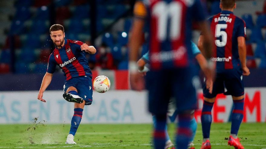 Sigue en directo el Sevilla - Levante UD