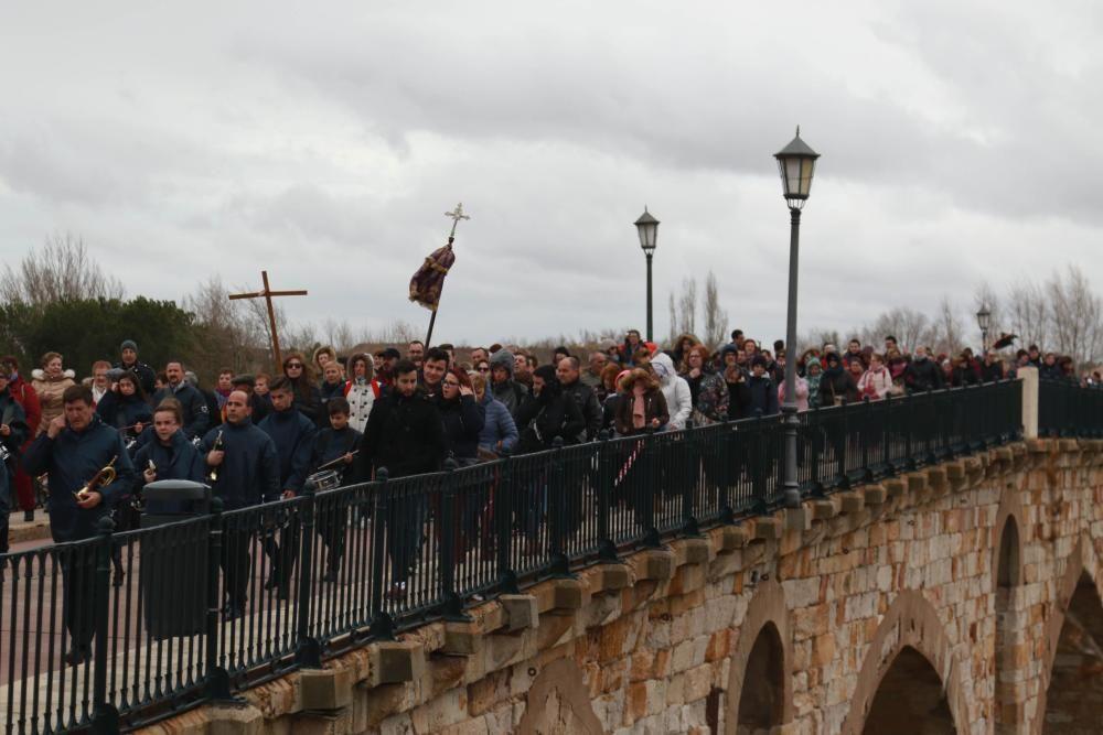 La Tierra del Vino peregrinan a la Catedral.