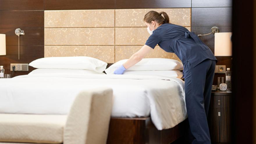 Se necesitan camareras/os de piso, con incorporación inmediata, para hoteles de 4 y 5 estrellas en Marbella y Estepona