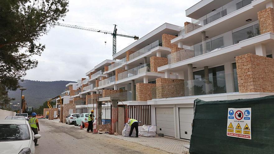 El Consell de Ibiza insta a Sant Josep a que inspeccione la promoción Vadella 64