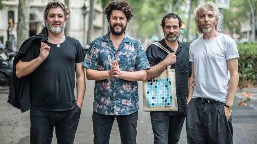 """""""Agua"""", la canción de Elefantes y Manolo García para Oxfam, supera las 860.000 visualizaciones"""
