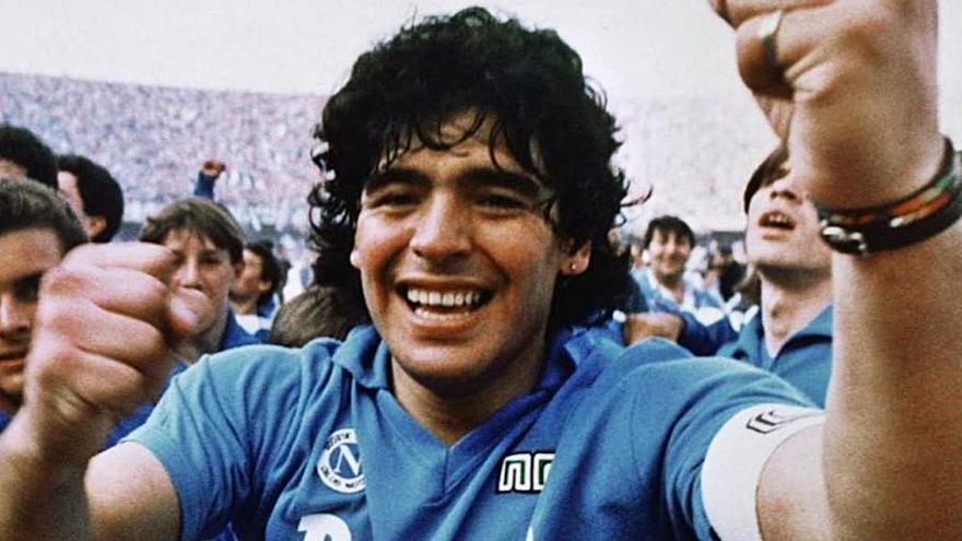 Vuelve a los cines el documental sobre Maradona de Kapadia
