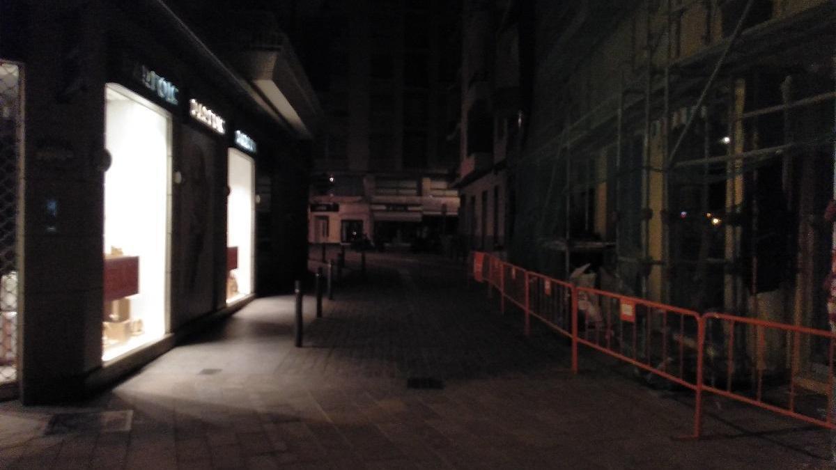 Centro Histórico Córdoba reclama la mejora de la iluminación de la calle Cruz Conde y su entorno