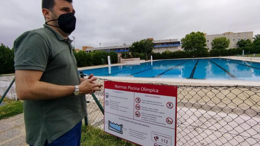 Arranca la temporada de baños en las tres piscinas municipales