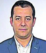 PSOE   Rubén Viruel del Castillo. NUEVO.  Secretario general de la Agrupación Municipal de Distrito Campanillas. Es diplomado en Magisterio y Técnico Superior en secretariado.