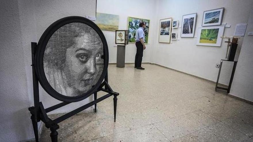 La galería Arte Joven estrena y clausura hoy dos exposiciones