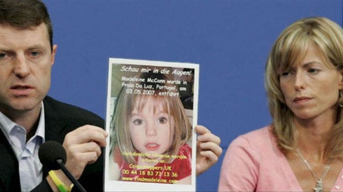 La fiscalía alemana está segura de que el que secuestró y mató a Madeleine es un pedófilo y violador alemán