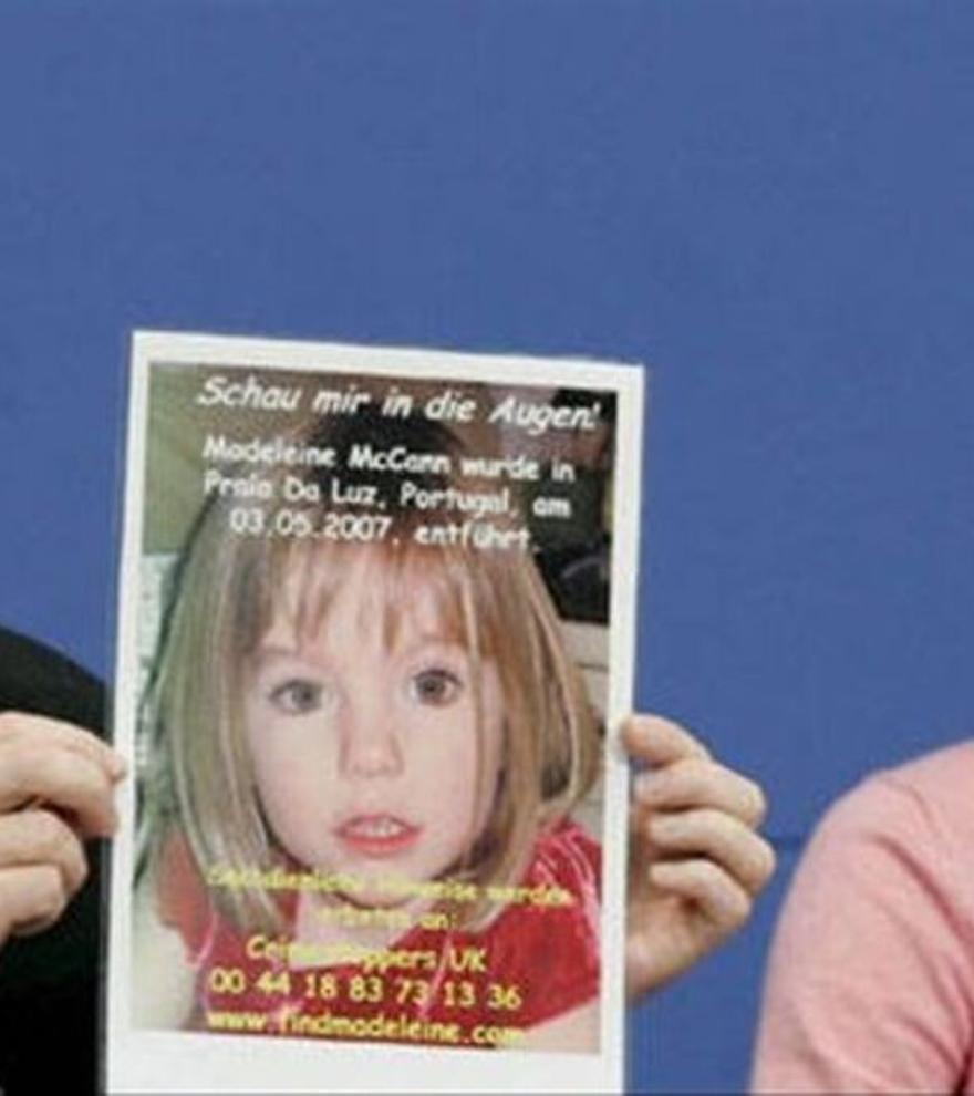 Ya se sabe quién secuestró y mató a Madeleine McCann, según la fiscalía alemana