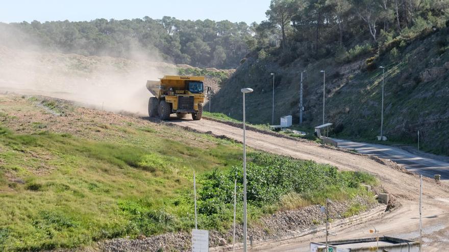 La nueva planta de compostaje de Ibiza rebajará un 10% el coste de trasladar lodos