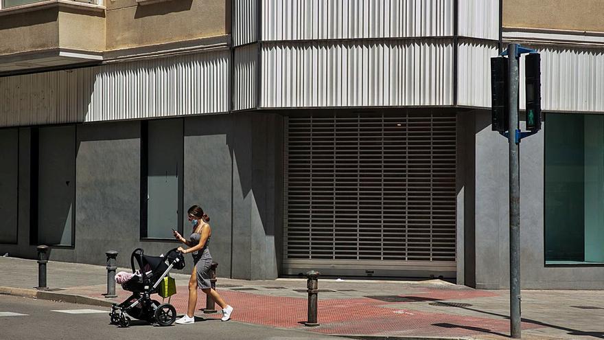 Maisonnave pierde lustre: dos cierres este verano y locales desde hace años sin actividad