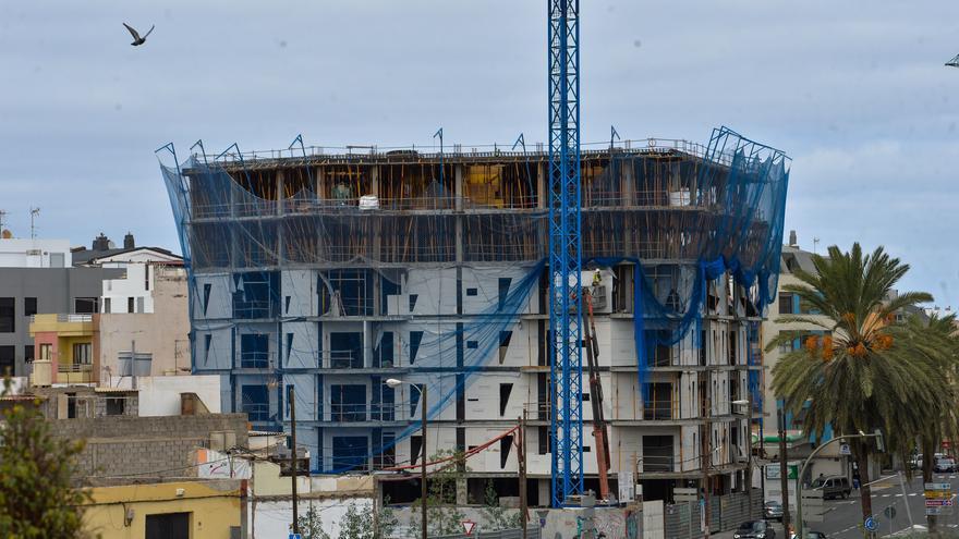 Santa Catalina-Canteras, el barrio más caro de la ciudad para adquirir vivienda