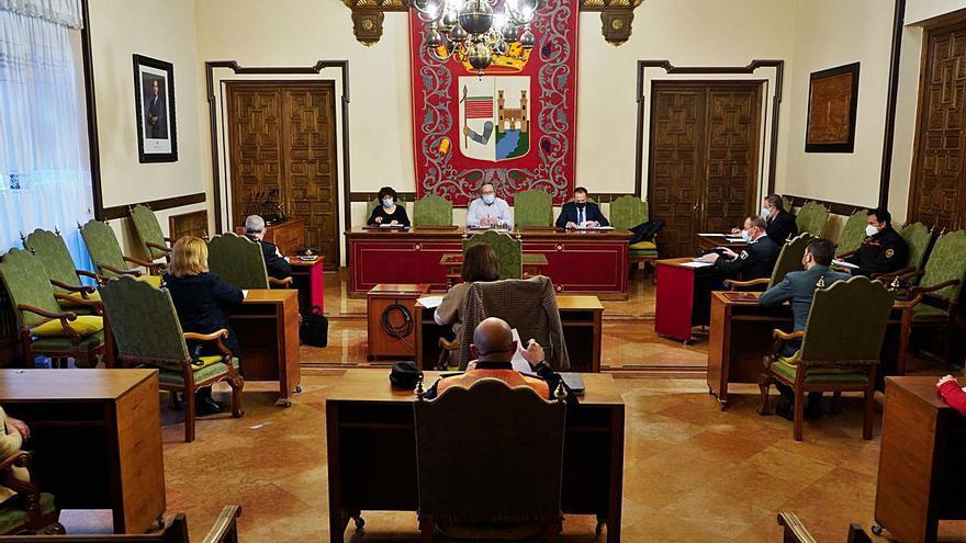 El repunte de contagios y la proximidad de la Semana Santa hacen saltar las alarmas en Zamora
