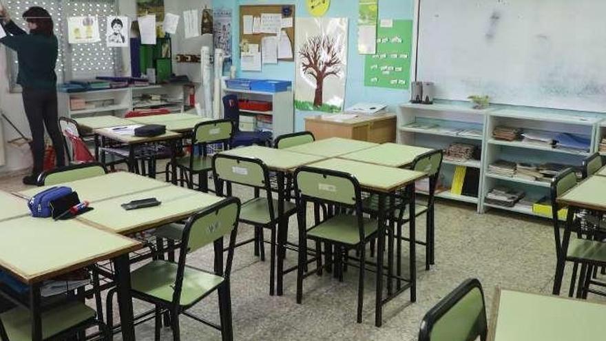 Asturias vive un ligero ascenso en los positivos en los colegios: 43 aulas confinada y 793 estudiantes aislados
