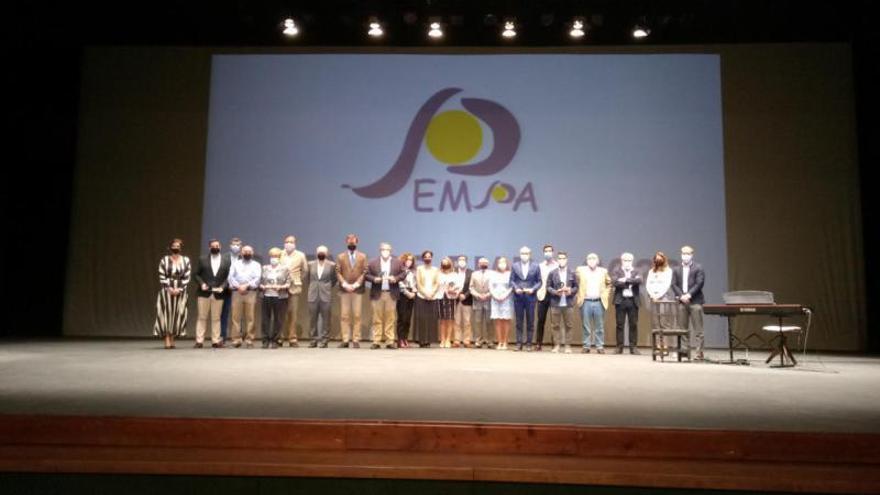 La Asociación de Empresario de Palma del Río reconoce la fortaleza empresarial ante la pandemia
