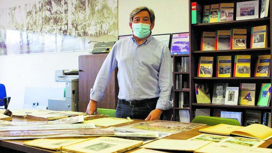"""Juan Andrés Blanco (UNED): """"El emigrante zamorano nunca pierde el vínculo"""""""