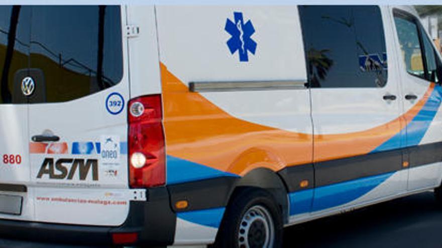 """CSIF denuncia un """"brutal recorte"""" a los trabajadores de ASM Ambulancias"""